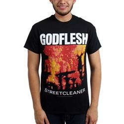 Godflesh - Mens Streetcleaner T-Shirt