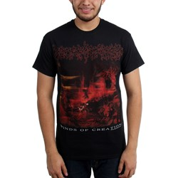 Decapitated - Mens Winds Of Creation T-Shirt