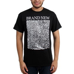 Brand New - Mens Fingerprint T-Shirt