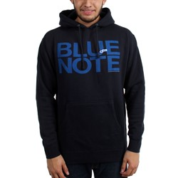 Blue Note - Mens Full Chest Logo Hoodie