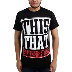 Black Sheep - Mens This That T-Shirt