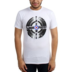 Who, The - Mens Long Live Rock Slim Fit T-Shirt