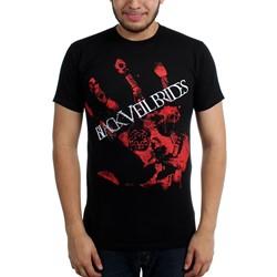 Black Veil Brides - Mens Red Handed Slim Fit T-Shirt
