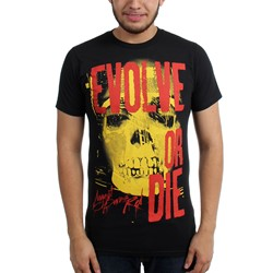 August Burns Red - Mens Evolve or Die Slim Fit T-Shirt