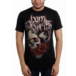 Born of Osiris - Mens Roses Slim Fit T-Shirt