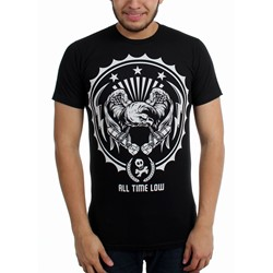 All Time Low - Mens Eagle Drop Slim Fit T-Shirt