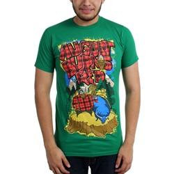 August Burns Red - Mens Lumberjack Slim Fit T-Shirt