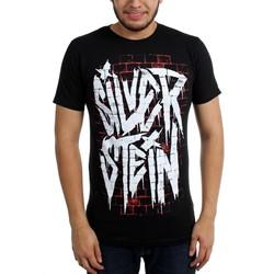 Silverstein - Mens Graffiti Slim Fit T-Shirt