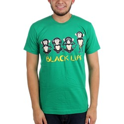 Black Lips - Mens Monkey T-Shirt