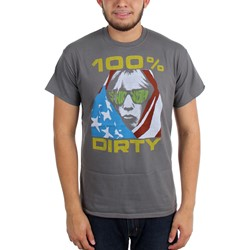 Sonic Youth  - Mens 100% Dirty T-Shirt