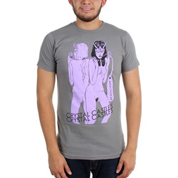 Crystal Castles - Mens Affection T-Shirt