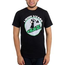 Jesus Lizard - Mens Mickey T-Shirt