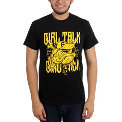 Girl Talk - Mens Bulldog T-Shirt