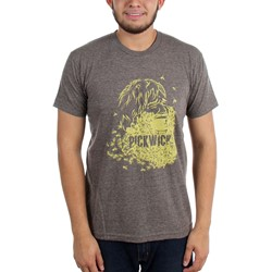 Pickwick - Mens Bee Beard T-Shirt