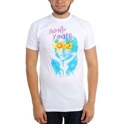 Sonic Youth - Mens Sunburst T-Shirt