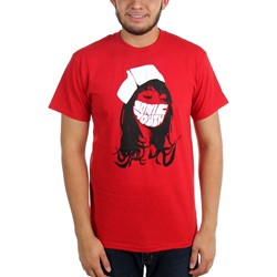 Sonic Youth - Mens Red Nurse T-Shirt