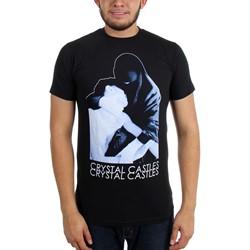 Crystal Castles - Mens 2013 Spring Tour Burka T-Shirt