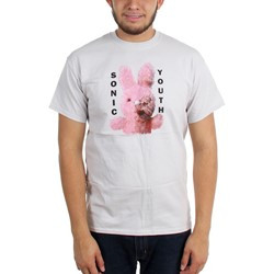 Sonic Youth - Mens Dirty Bunny T-Shirt