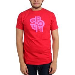 Spoon - Mens Red Logo T-Shirt