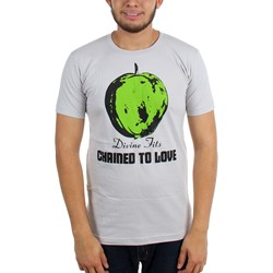 Divine Fits - Mens Chained To Love T-Shirt