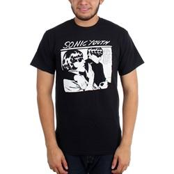 Sonic Youth - Mens Black Goo T-Shirt
