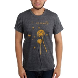 The Rosebuds - Mens Dandelion T-Shirt