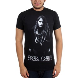 Crystal Castles - Mens Album II T-Shirt