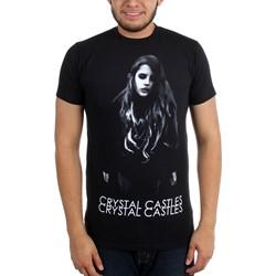 Crystal Castles - Mens Album II T-Shirt