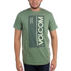 Volcom - Mens Shat Toe Slim FiT-Shirt