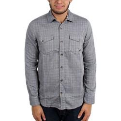 Volcom - Mens Checkmate Longsleeve Woven Shirt