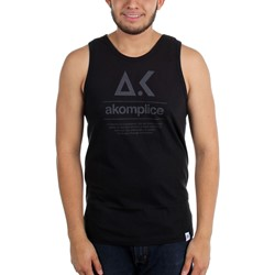 Akomplice - Mens Evolve Logo Tank Top