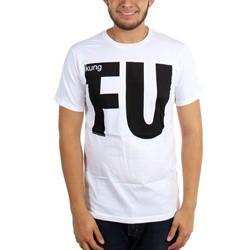 Kung Fu - Mens FU T-Shirt