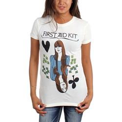 First Aid Kit - Womens Tarotesque T-Shirt