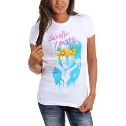 Sonic Youth - Womens Sunburst T-Shirt