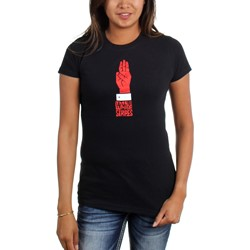 The White Stripes - Womens Three T-Shirt