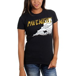 Pavement - Womens Army T-Shirt