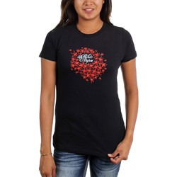 The White Stripes - Womens Swarm T-Shirt