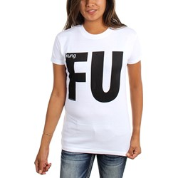 Kung Fu - Womens FU T-Shirt