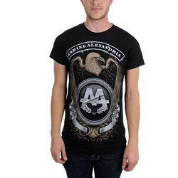 Asking Alexandria - Mens Eagle Slim Fit T-Shirt