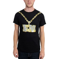 Faith No More - Mens Gold Chain T-Shirt