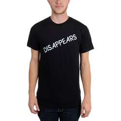 Disappears - Mens Tilted Logo T-Shirt
