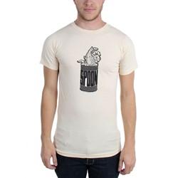 Spoon - Mens Crème Can T-Shirt