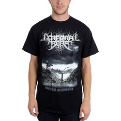 Cerebral Bore - Mens Maniacal Miscreation T-Shirt