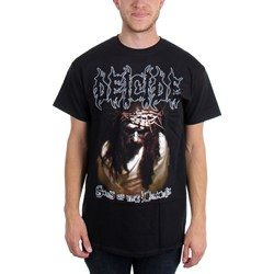 Deicide - Mens Scars Of The Crucifix T-Shirt