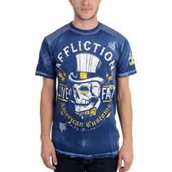 Affliction - Mens Deadly Gents T-Shirt