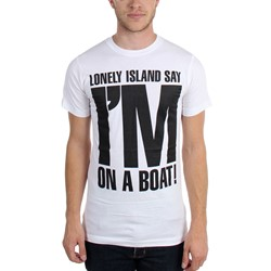 The Lonely Island - Mens I'm On A Boat T-Shirt