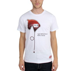 The Lonely Island - Mens Hepatitis C T-Shirt