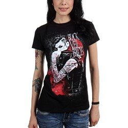Black Veil Brides - Womens Inferno T-Shirt