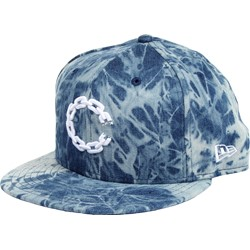 Crooks & Castles - Trippy Chain C Fitted Hat