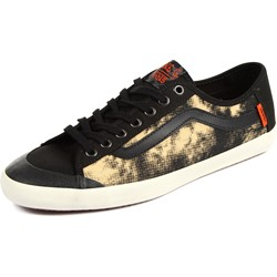 Vans - Mens Happy Daze Shoes in (Dane G) Black/Acid Wash